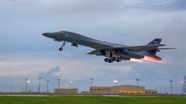 Mỹ lộ năng lực thật của phi đội B-1B