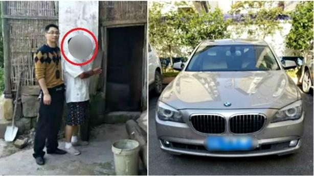 Nông dân trộm gà lấy tiền đổ xăng nuôi siêu xe BMW