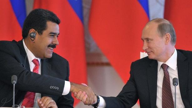 Nga úp mở tăng quân Venezuela: Mỹ lại việt vị?