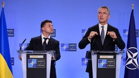 Ukraine sẽ bị tấn công ngay khi vừa gia nhập NATO?