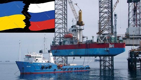 Ukraine cáo buộc Nga lấy hết khí đốt ở Biển Đen