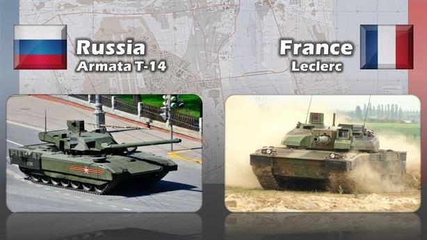 Tăng Armata có xứng đứng ngôi đầu?