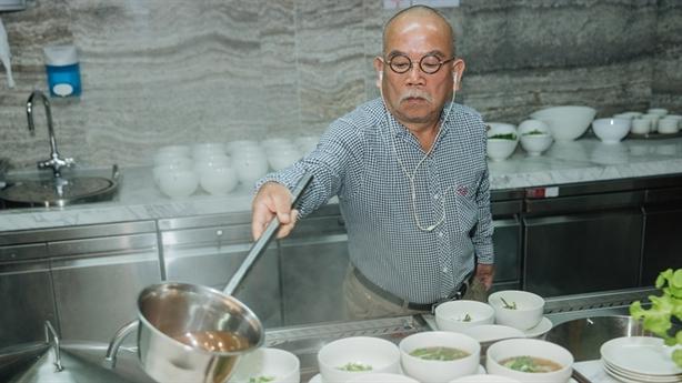 Đầu bếp David Rocco chủ trì tiệc giao lưu văn hoá Việt–Ý