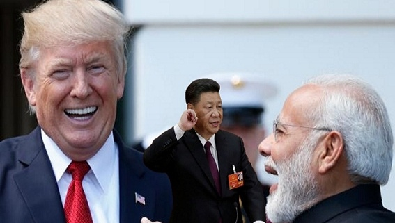 Tân nội các Ấn Độ giải 'bài toán 3 nghiệm' Mỹ-Nga-Trung