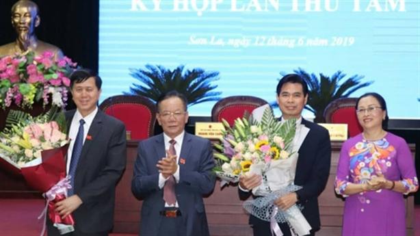 Thay đổi nhân sự lãnh đạo tại Sơn La