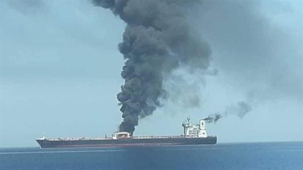 Hai tàu vừa bị tấn công ở Hormuz: Iran lên tiếng nóng