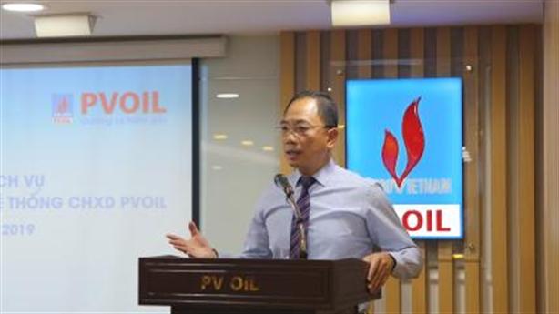 PVOIL tiên phong thanh toán mua xăng dầu không dùng tiền mặt