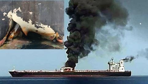 6 tàu dầu bị tấn công, ai là kẻ thủ lợi chính?