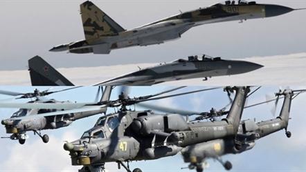 Ấn Độ 'giận sôi' khi Nga bán Su-35S, Mi-35M cho Pakistan
