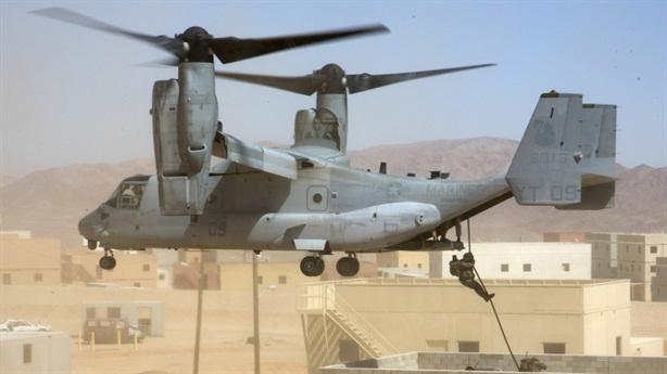 Mỹ giấu nguyên nhân ngừng sản xuất V-22 Osprey