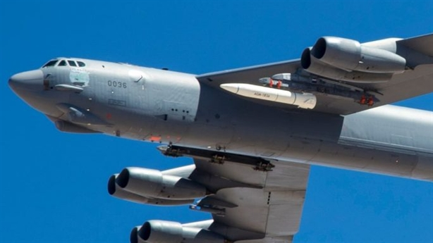 Không quân Mỹ công bố ảnh thử tên lửa Mach 10
