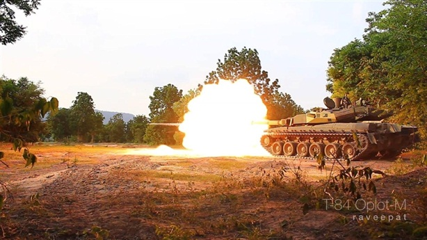 Nguyên nhân T-90A bị xếp sau T-84 Oplot của Ukraine