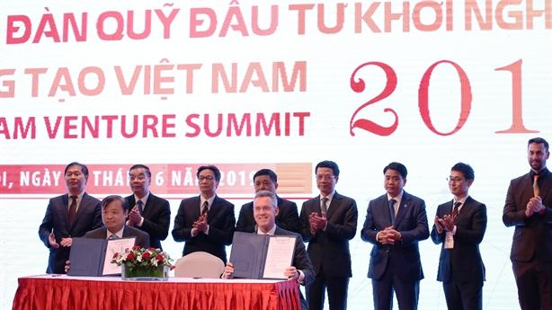 Phát triển Mạng lưới kết nối khởi nghiệp quốc gia, quốc tế