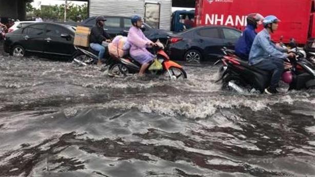 Một phường ở TP.HCM sụt lún lớn nhất trong thập kỷ qua