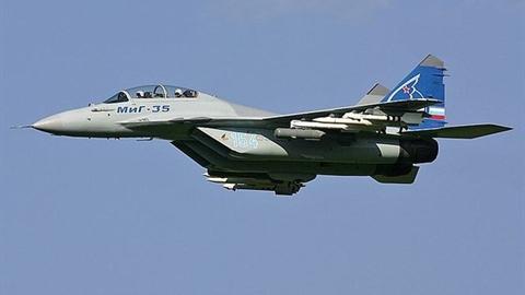 Không quân Nga chính thức nhận MiG-35 sản xuất loạt đầu tiên