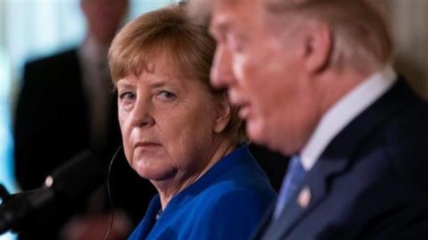 Đức về phe Mỹ chống Iran: Miệng hố chiến tranh