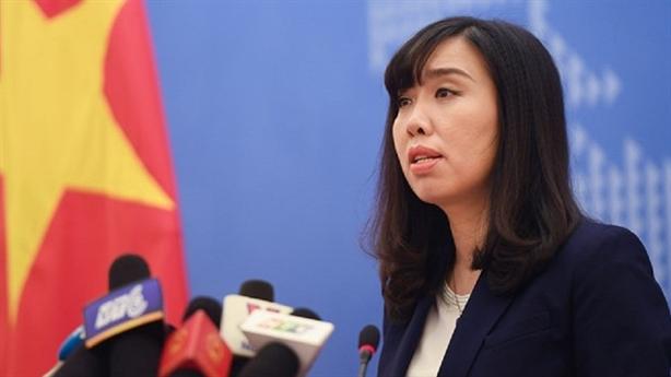 Yêu cầu Trung Quốc xử nghiêm tàu xua đuổi ngư dân Việt