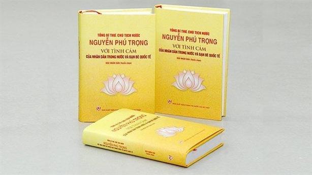 TBT Nguyễn Phú Trọng với tình cảm trong nước và quốc tế