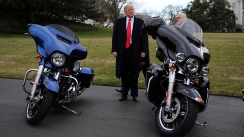 Harley-Davidson đi ngược chiều ông Trump, đầu tư lớn vào Trung Quốc