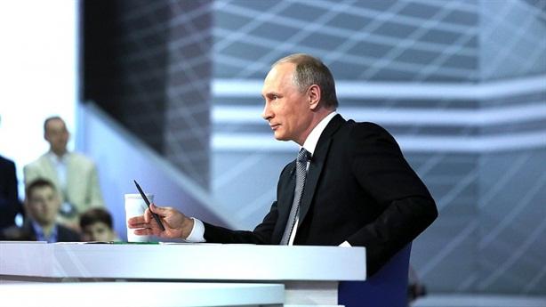 Người dân hỏi Tổng thống Putin những gì năm 2019?
