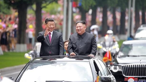 Trung Quốc thăm Triều Tiên trước đàm phán thương mại với Mỹ