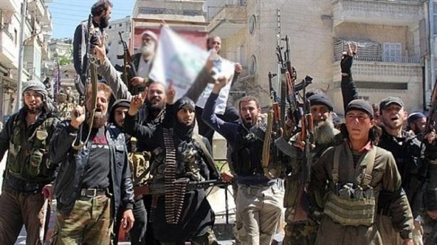 Khủng bố đang chuẩn bị tấn cống vào phía nam Idlib