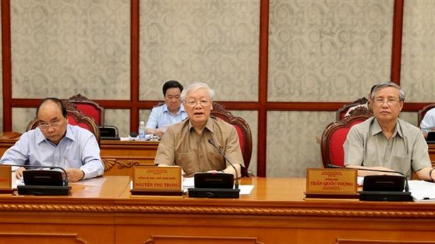 Bộ Chính trị phê duyệt quy hoạch BCH Trung ương khóa XIII