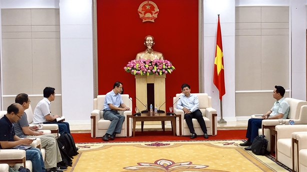 Foxconn muốn đầu tư nhà máy 40 triệu USD ở Quảng Ninh