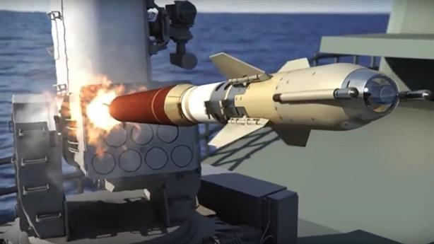 Phòng thủ trên hạm Mỹ có vũ khí đánh chặn siêu thanh