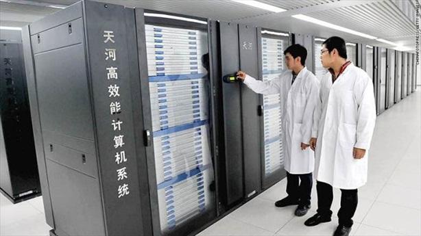 Mỹ cấm loạt đơn vị Trung Quốc vì siêu máy tính