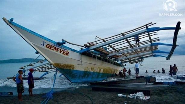 Vụ cứu tàu trên Biển Đông: Món quà cảm ơn đặc biệt