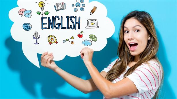 Học tiếng Anh không thể 'ăn xổi'