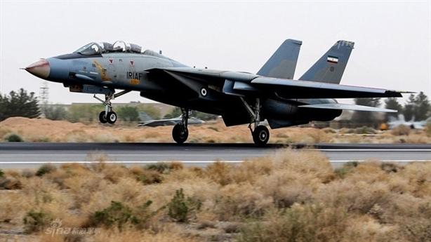 Iran hoàn thành nâng cấp F-14 trong tình hình nóng