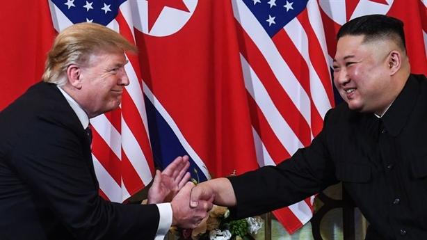 Tổng thống Trump gửi tâm thư tới Triều Tiên