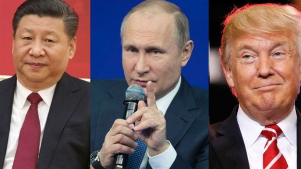 Nga trở thành người hòa giải cho thương mại Mỹ-Trung?