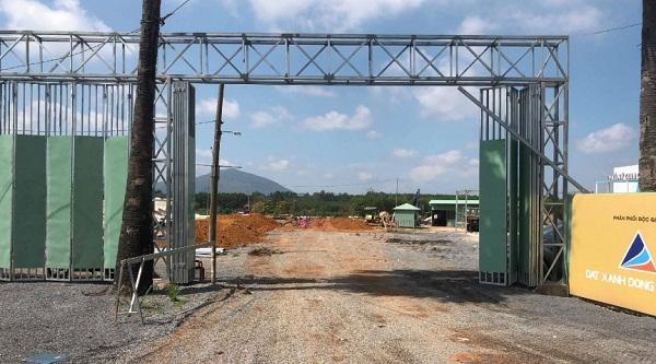 Đất Xanh vượt rào tại Phú Mỹ Gold City?