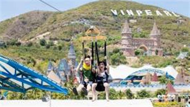 Khai trương đường trượt Zipline sở hữu 3 kỷ lục Việt Nam