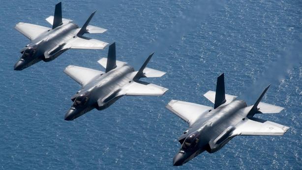 F-35 liên thủ bộ 3 sấm sét khi S-300 trực chiến