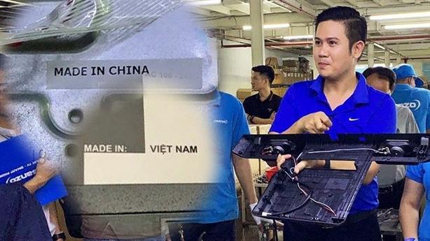 Từ sự cố Asanzo nghĩ về 'Made in Vietnam'
