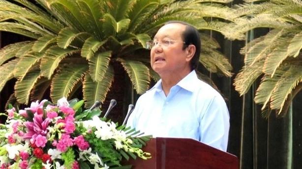 Ông Lê Thanh Hải: Kiên quyết đấu tranh phòng chống tham nhũng