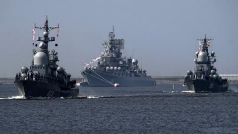 Mỹ ép chặn tàu Nga cập cảng: Tổng thống Síp bất bình