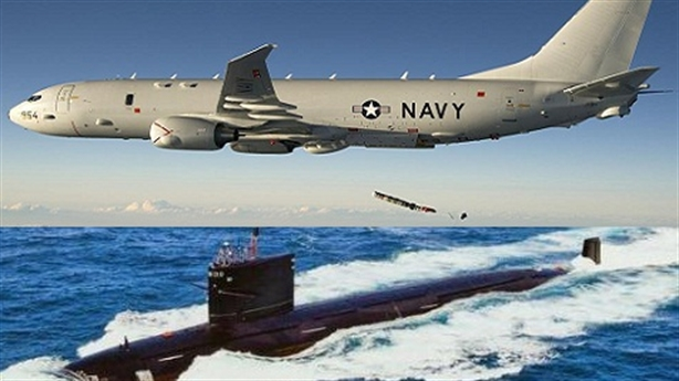 22 chiếc P-8I Neptune Ấn Độ bóp nghẹt tàu ngầm Trung Quốc
