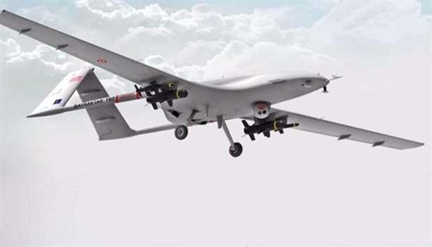 Máy bay Bayraktar Thổ bị LNA bắn hạ