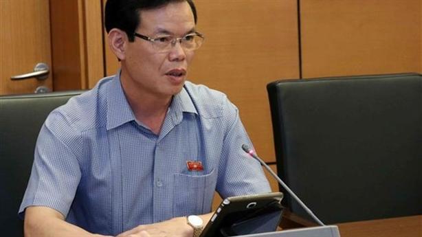 Ông Triệu Tài Vinh nói gì khi nhận quyết định điều động?