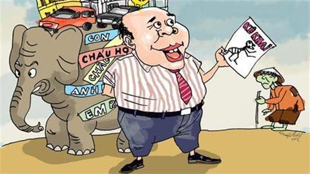 Làm sao xử lý công chức khai tài sản không trung thực?
