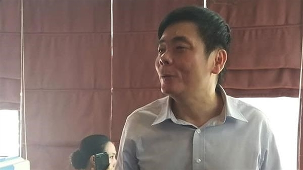 Ông Trần Vũ Hải nói gì trước thông tin bị khởi tố?