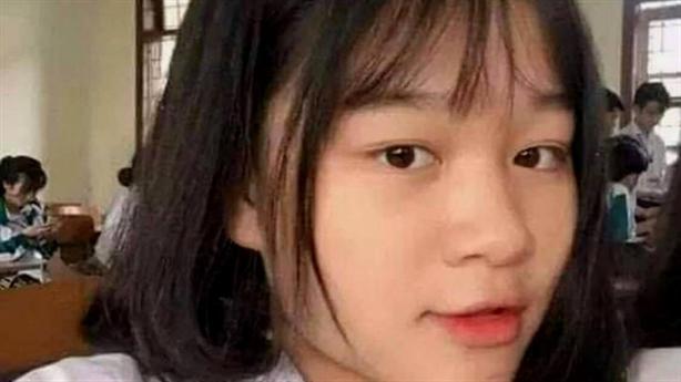 Nữ sinh mất tích bí ẩn: 'Thanh niên lạ chở đi'