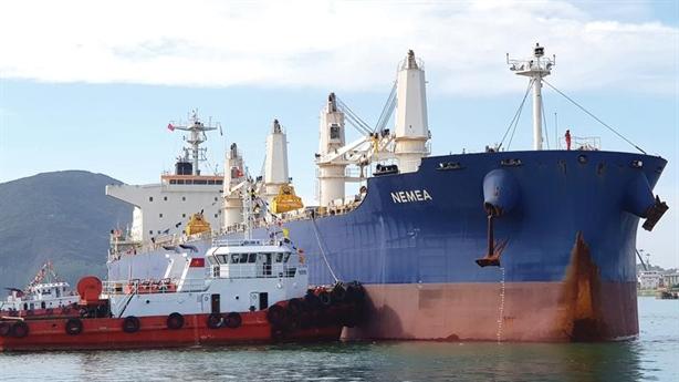 Cảng Quy Nhơn hậu thu hồi ra sao?
