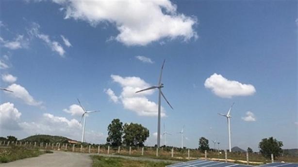 Điện gió, điện mặt trời phải giảm công suất: Bộ than khó