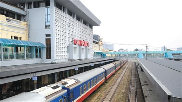 Đường sắt muốn xây trung tâm thương mại: Câu hỏi đất vàng